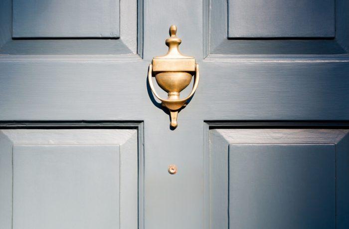 Dörr från Vitaby